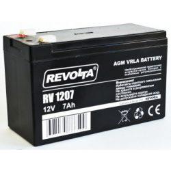Батарея для UPS REVOLTA  RV1207, 12V 7Ah