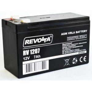 Аккумулятор UPS REVOLTA  RV1207, 12V 7Ah