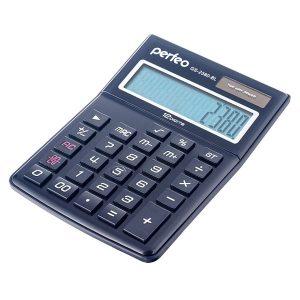 Калькулятор Perfeo GS-2380-BL 12-разрядный Blue