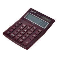 Калькулятор Perfeo GS-2380-R 12-разрядный Red