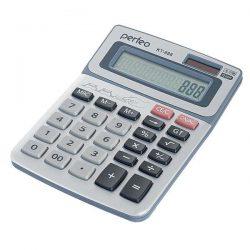 Калькулятор Perfeo KT-888 12-разрядный Silver