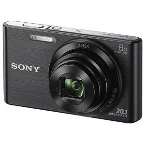 Цифровой фотоаппарат Sony Cyber-shot DSC-W830 черный
