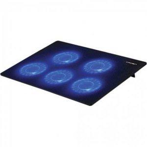 Подставка для ноутбука Crown Micro CMLC-1105 (black) 15.6