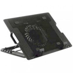 "Подставка для ноутбука DeTech DX-738 17"" Black"