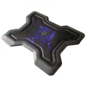 "Подставка для ноутбука DeTech DX-5218 17"" black"