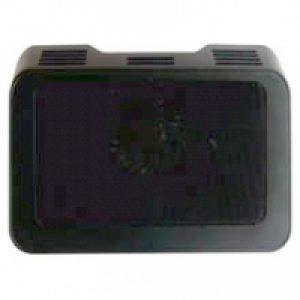 "Подставка для ноутбука DeTech DX-E318 13"" Black Хаб 2 порта USB 2.0"