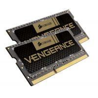 Комплект модулей оперативной памяти Corsair SO-DIMM DDR3 8Gb 2x4Gb 1600MHz pc-12800 CMSX8GX3M2A1600C9