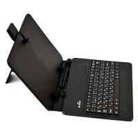 "Чехол-клавиатура планшета 9,7"" DeTech  DTK-01097MUB Black"