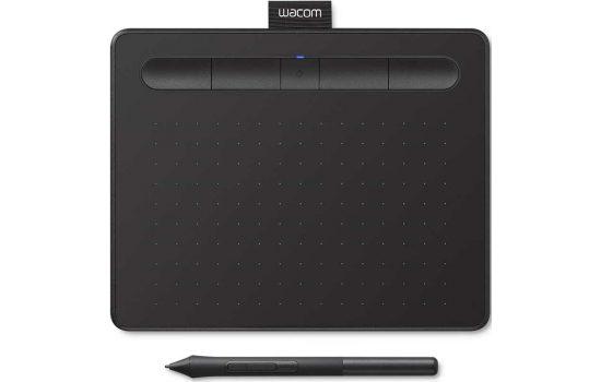 Графический планшет Wacom Intuos S Black CTL-4100K-N