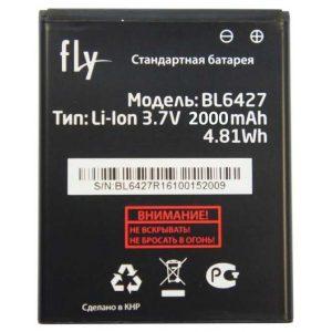 Аккумулятор FLY BL6427 на FLY FS407 STRATUS 6, 1500mAh