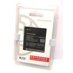 Аккумулятор Lenovo BL-210 S820,A766,A656,S650,A358T, 2000mAh