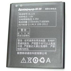Аккумулятор Lenovo BL-225, S580 2150mAh