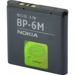 Аккумулятор Nokia BP-6M 3250 Xpress Music, 6151, 6233, 6234, 6280, 6288, 9300, 9300i, N73, N73 Music Edition, N77, N93