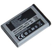 Аккумулятор Samsung C5212/B100/C3212/E1182/E2232 AB553446BU 1000mAh