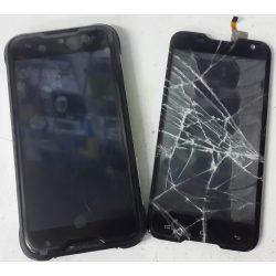 Замена модуля дисплея смартфона Blakwiev