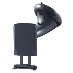 """Авто держатель Perfeo-510 для смартфона и навигатора до 6"""" на стекло магнитный черный"""