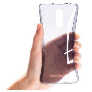 Силикон Xiaomi Redmi 3S 0,3 mm White