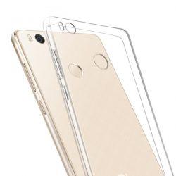"Силикон Xiaomi Mi Max 6.5"" 0,3 mm White"