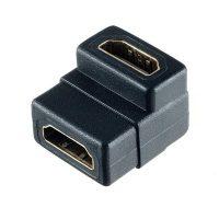 Переходник HDMI A розетка-HDMI A розетка Perfeo A7009