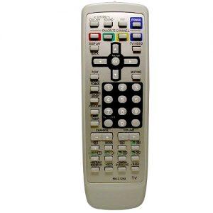 Пульт JVC RM-C1280,1281 оригинал для телевизоров JVC