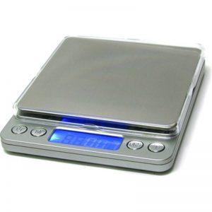 Весы ювелирные 6295, 2кг, чаша