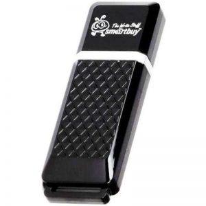 USB накопитель SmartBuy Quartz series 16GB, Black
