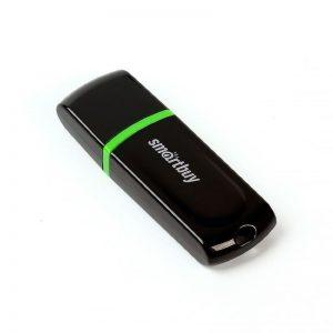 USB накопитель SmartBuy Paean series 8GB, Black, White