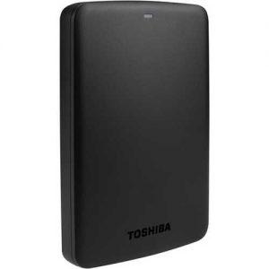Внешний HDD 500 Gb Toshiba Canvio Basics (HDTP405EK3AA)