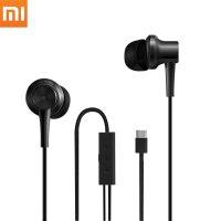 Наушники проводная гарнитура Xiaomi Half-in-Ear Type-C Black
