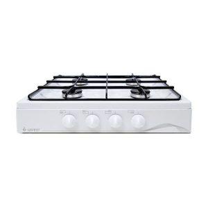 Газовая плита Gefest ПГ 900, белый, коричневый