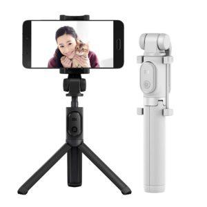 Трипод-штатив Xiaomi Mi Tripod Selfie Stick XMZPG01YM Black, Frey