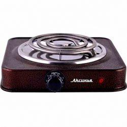 Электрическая плита Аксинья КС-005, коричневый