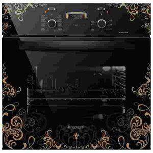 Духовой шкаф Gefest ЭДВ ДА 622-02 К19, черный