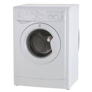 Стиральная машина Indesit IWSC 6105, белый, 6 кг, 1000 об/мин