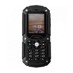 Телефон Sigma X-treme PQ67 IP68 Black, Yellow