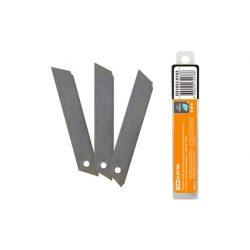 """Лезвия 18 мм, для ножа технического (строительного), 10 штук, сегментированные, """"Алмаз"""" TDM SQ1033-0103"""
