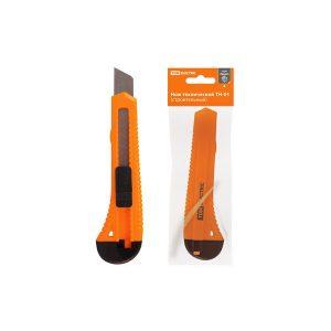 """Нож технический (строительный), ТН-01, 18 мм, серия """"Гранит"""" TDM SQ1033-0101"""