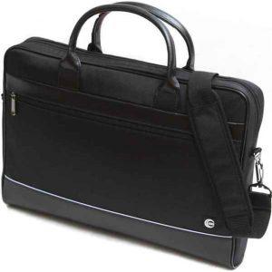 Сумка для ноутбука 17.3'' Cross Case CC17-014, Black, Brown, Claret, Grey