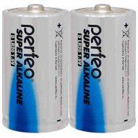 Батарейка Perfeo LR20/2SH Super Alkaline