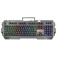Клавиатура игровая Defender Renegade GK-640DL RBG подсветка, подставка под смартфон