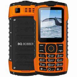 Телефон BQ-2439 Bobber Black, Black-Green, Black-Blue