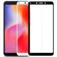 Защитное стекло Xiaomi Redmi 6A/ 6 White, Black
