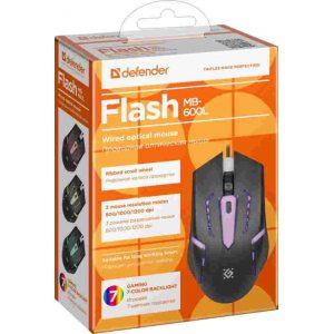 Мышь Defender Flash MB-600L