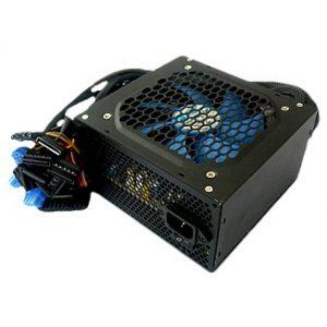 Блок питания 500 Вт BOOST ATX-500W-28 booster Black ATX 28 pin 2xSATA 2xMolex 1x6-pin 120 мм OEM