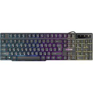 Клавиатура игровая Defender Mayhem GK-360DL RU,RGB подсветка,19 Anti-Ghost