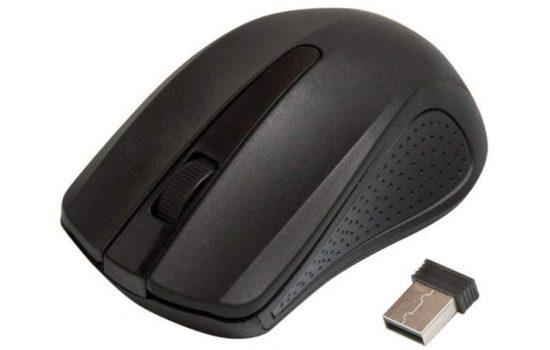 Мышь Ritmix RMW-555 Wireles Black, Grey, Red, Green, Blue