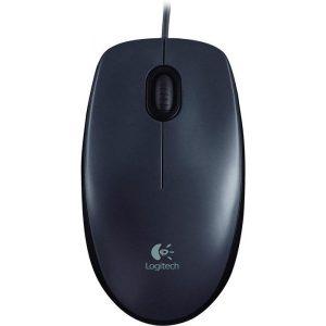Мышь Logitech M90 (910-001794) Grey