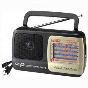 Радиоприемник Kipo KB-408AC Fm