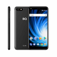 "Смартфон BQ-5701L Slim 5,7"" 2/16 Black, Gold, Grey"