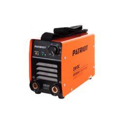 Сварочный инверторный аппарат PATRIOT 230 DC MMA